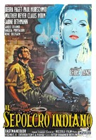 Indische Grabmal, Das - Italian Movie Poster (xs thumbnail)