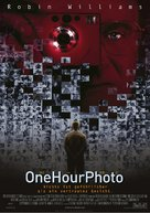 One Hour Photo - German Movie Poster (xs thumbnail)
