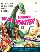 Behemoth, the Sea Monster - Movie Poster (xs thumbnail)