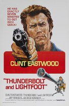 Thunderbolt And Lightfoot - Movie Poster (xs thumbnail)