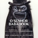 The Babadook - Brazilian Movie Poster (xs thumbnail)