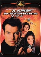 Tomorrow Never Dies - German Movie Cover (xs thumbnail)