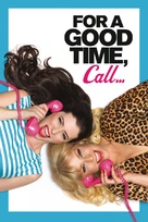 For a Good Time, Call... - DVD cover (xs thumbnail)