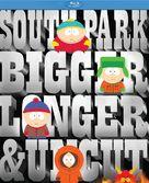 South Park: Bigger Longer & Uncut - Blu-Ray cover (xs thumbnail)