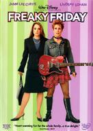 Freaky Friday - DVD movie cover (xs thumbnail)