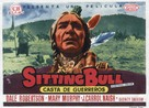 Sitting Bull - Spanish Movie Poster (xs thumbnail)