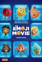 The Emoji Movie - Australian Movie Poster (xs thumbnail)