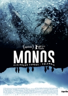 Monos - German Movie Poster (xs thumbnail)