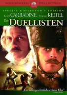 The Duellists - German DVD movie cover (xs thumbnail)