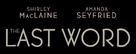 The Last Word - Logo (xs thumbnail)