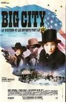 Big City - French poster (xs thumbnail)