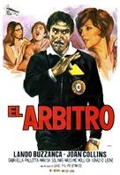 L'arbitro - Spanish Movie Poster (xs thumbnail)