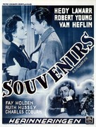 H.M. Pulham, Esq. - Belgian Movie Poster (xs thumbnail)