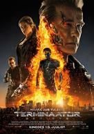 Terminator Genisys - Estonian Movie Poster (xs thumbnail)