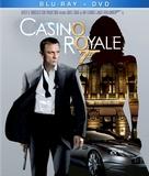 Casino Royale - Blu-Ray movie cover (xs thumbnail)