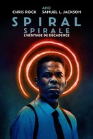 Spiral: From the Book of Saw - Canadian Movie Cover (xs thumbnail)