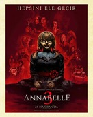 Annabelle Comes Home - Turkish Movie Poster (xs thumbnail)