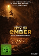 City of Ember - German DVD cover (xs thumbnail)