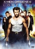 X-Men Origins: Wolverine - Spanish Movie Cover (xs thumbnail)