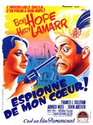My Favorite Spy - French Movie Poster (xs thumbnail)