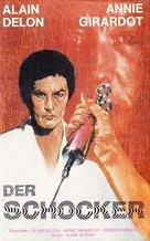 Traitement de choc - German VHS movie cover (xs thumbnail)