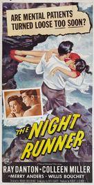 The Night Runner - Movie Poster (xs thumbnail)
