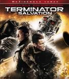 Terminator Salvation - Czech Blu-Ray cover (xs thumbnail)