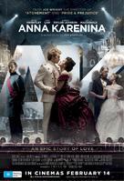 Anna Karenina - Australian Movie Poster (xs thumbnail)