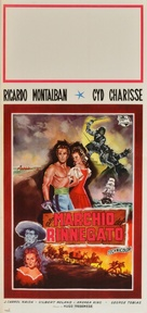 The Mark of the Renegade - Italian Movie Poster (xs thumbnail)
