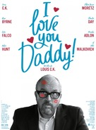 I Love You, Daddy - French Movie Poster (xs thumbnail)