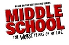 Middle School: The Worst Years of My Life - Logo (xs thumbnail)