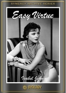 Easy Virtue - DVD cover (xs thumbnail)