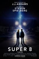 Super 8 - Teaser movie poster (xs thumbnail)