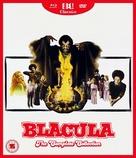Blacula - British Blu-Ray cover (xs thumbnail)