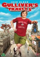 Gulliver's Travels - Danish DVD cover (xs thumbnail)