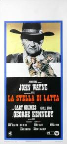 Cahill U.S. Marshal - Italian Movie Poster (xs thumbnail)
