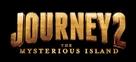 Journey 2: The Mysterious Island - Logo (xs thumbnail)