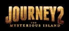 Journey 2: The Mysterious Island - Logo (xs thumbnail)