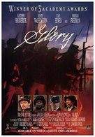Glory - Video release movie poster (xs thumbnail)