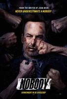 Nobody - Dutch Movie Poster (xs thumbnail)