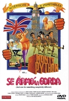 And Now for Something Completely Different - Spanish Movie Cover (xs thumbnail)