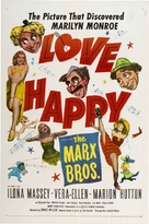 Love Happy - Movie Poster (xs thumbnail)