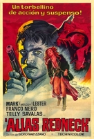 Senza ragione - Spanish Movie Poster (xs thumbnail)