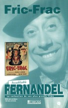 Fric-Frac - French Movie Cover (xs thumbnail)