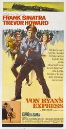 Von Ryan's Express - Movie Poster (xs thumbnail)
