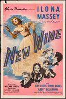 New Wine - Movie Poster (xs thumbnail)