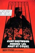 Hang Em High - French Movie Poster (xs thumbnail)