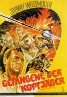 Valley of Head Hunters - German Movie Poster (xs thumbnail)