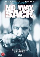 No Way Back - Danish Movie Cover (xs thumbnail)