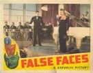 False Faces - poster (xs thumbnail)